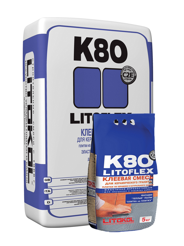 Litoflex k80/Литофлекс k80 25 кг